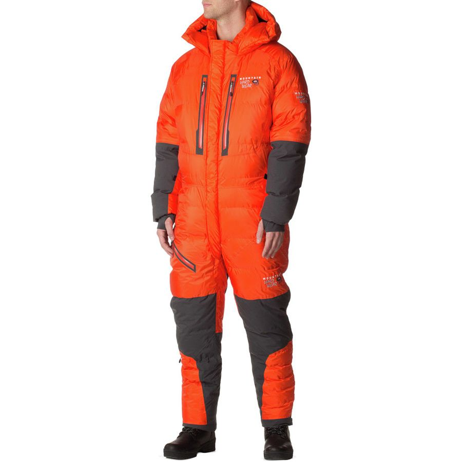 6f9569560 Mountain Hardwear Absolute Zero Down Suit - Men's | Backcountry.com