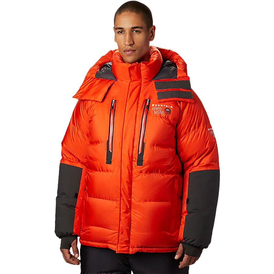 Mountain hardwear ghost parka