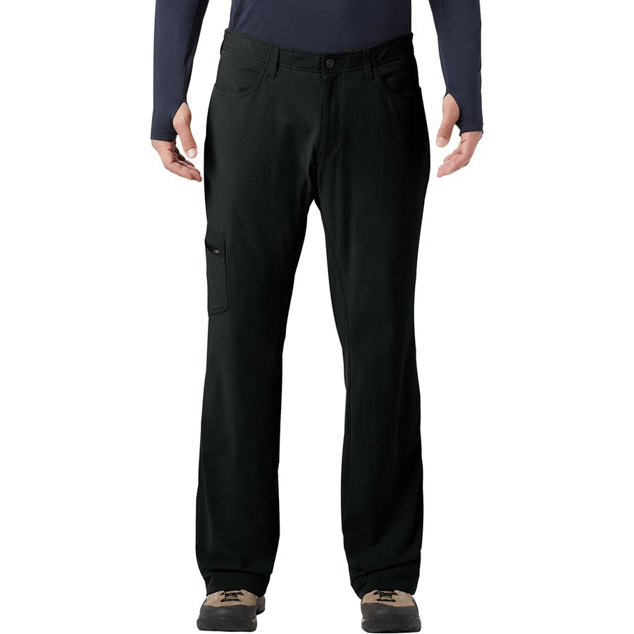 Mountain Hardwear Yumalino Softshell Pant - Mens