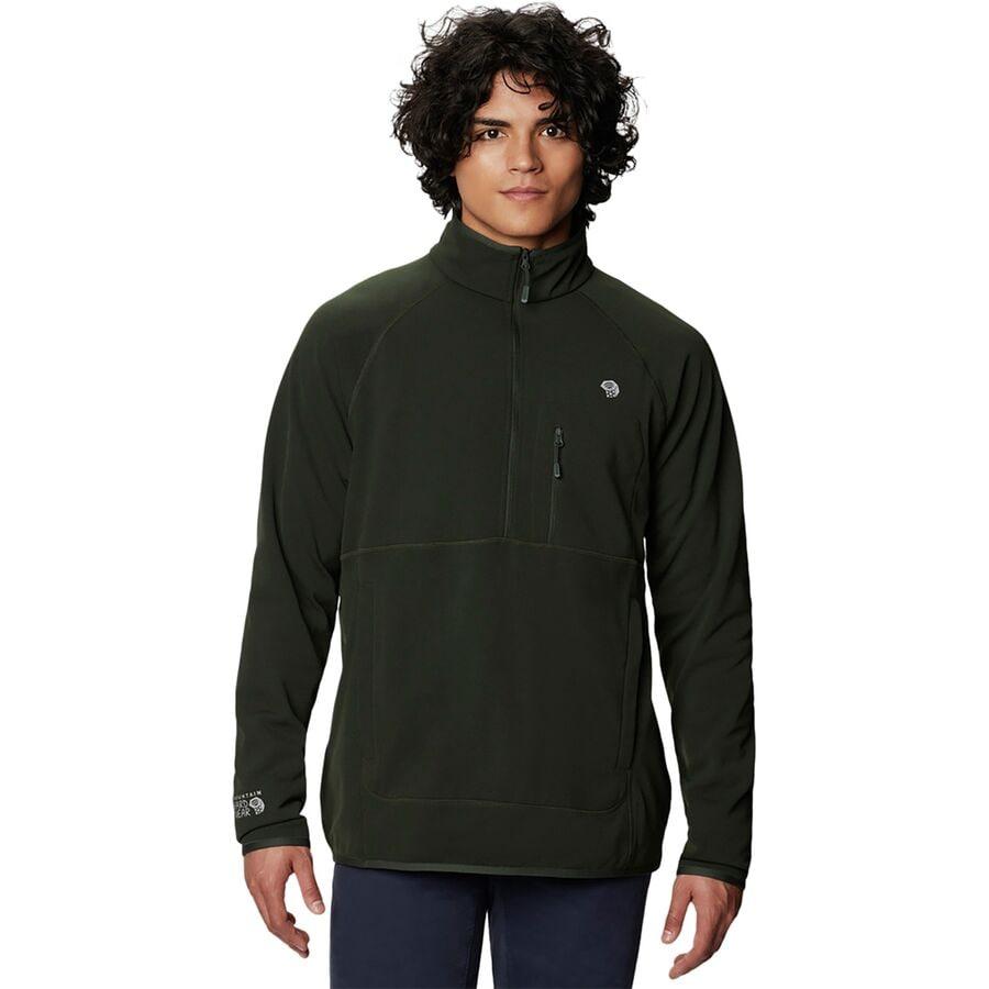Mountain Hardwear Mens Norse Peak Half Zip Pullover
