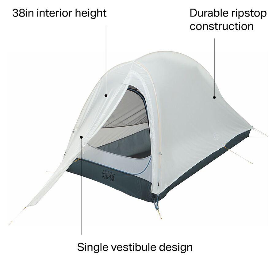 Mountain Hardwear Nimbus UL 1 Tent