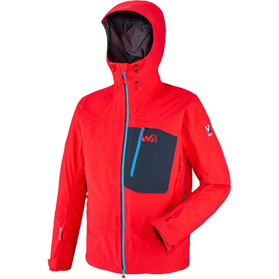 Millet - Trilogy Core GTX Pro Jacket - Men's - Rouge/Saphir