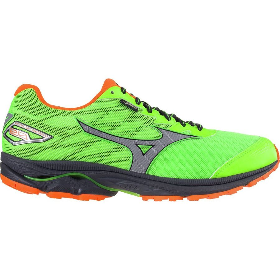 Mizuno Wave Rider 20 G-TX Running Shoe - Men's ...