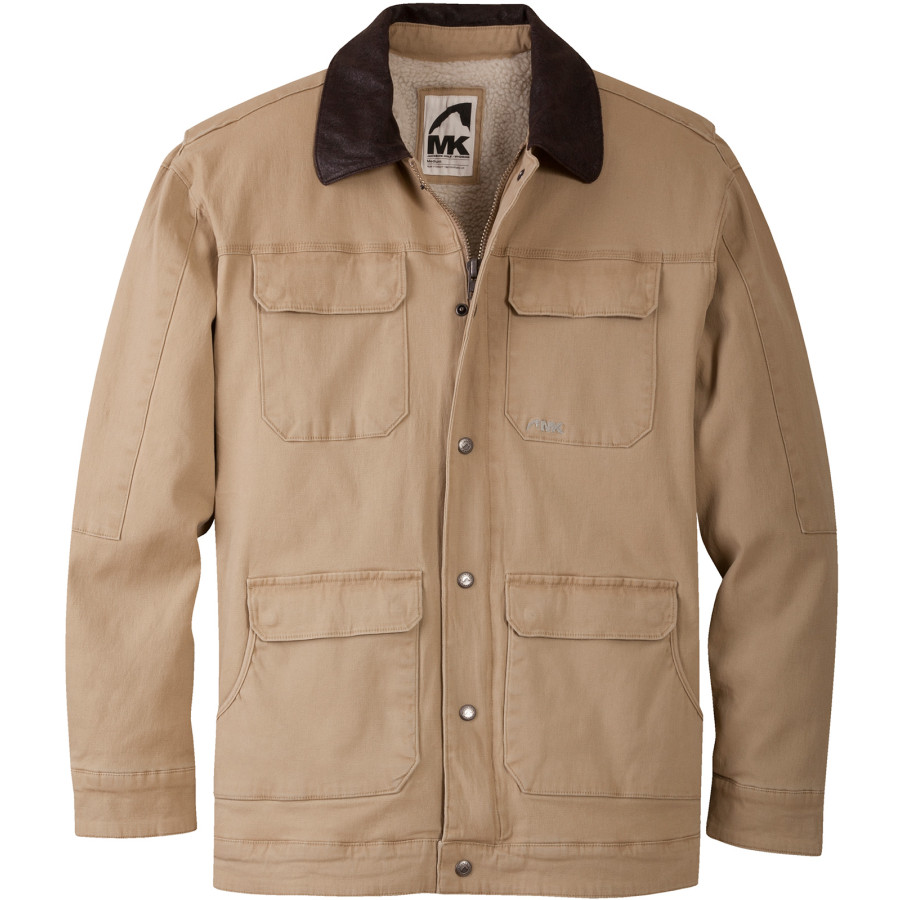 Mountain Khakis Ranch Shearling Jacket - Mens