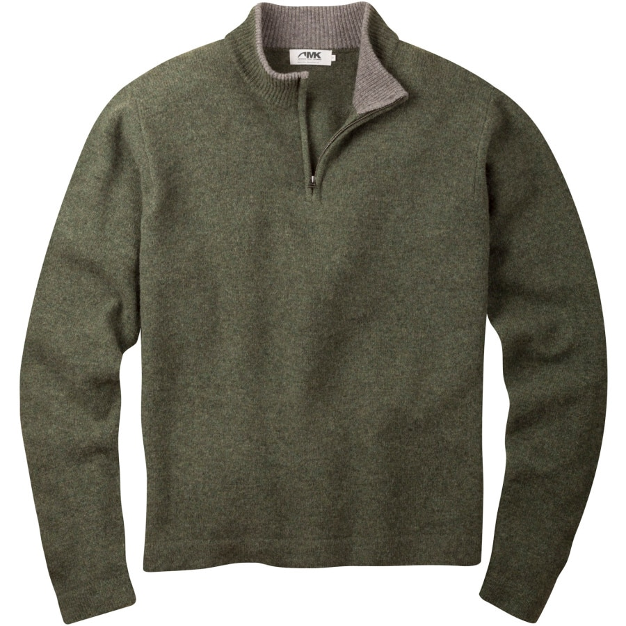 Mountain Khakis Lodge 1/4-Zip Sweater - Mens