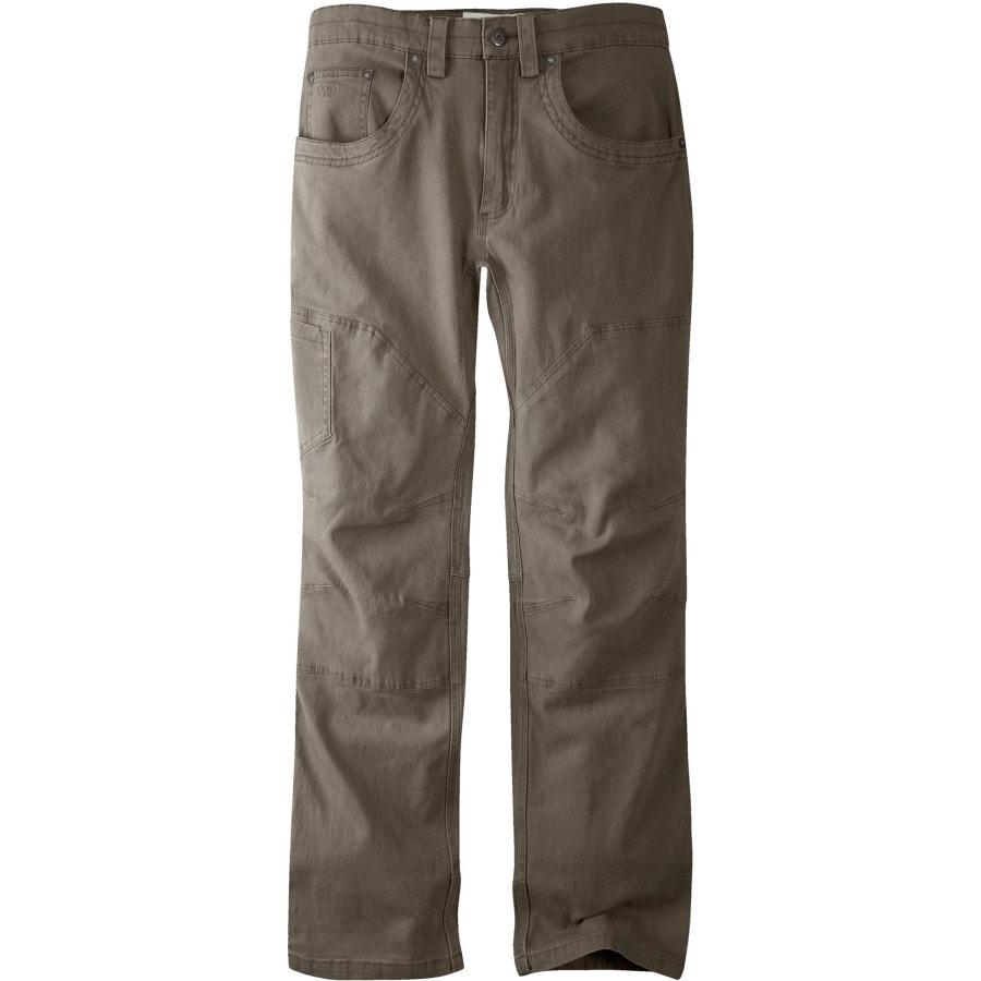 b5389936 Mountain Khakis - Camber 107 Canvas Classic Fit Pant - Men's - Terra