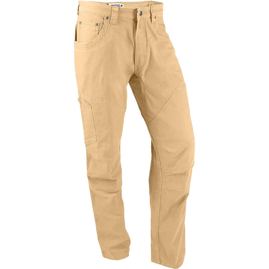 Mountain Khakis' Men's Original Mountain Pants are made of soft yet sturdy oz. % cotton canvas that withstands hard use. A Broadway Fit that is slim through the .