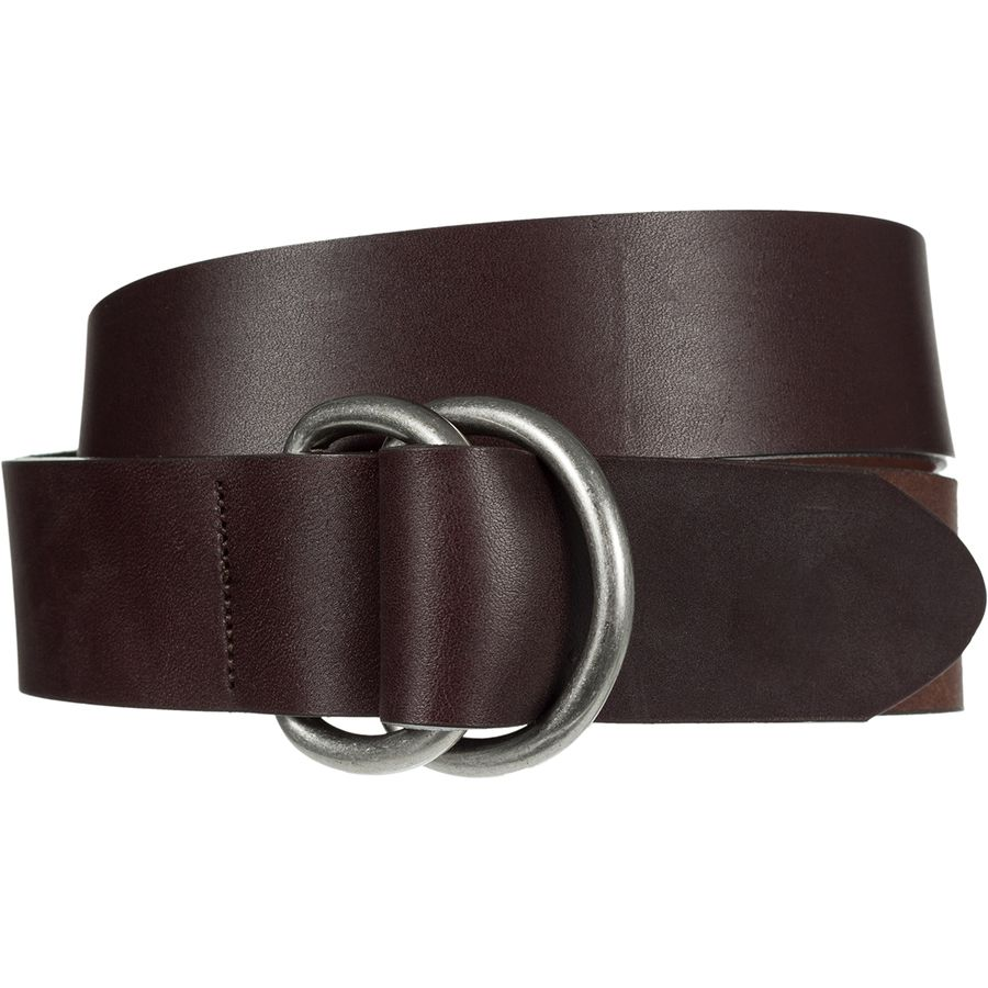 Mountain Khakis - Leather D-Ring Belt - Men s - Brown 668ee5d31b7