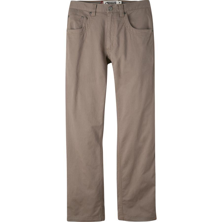 Mountain Khakis - Commuter Slim Pant - Men's - Firma
