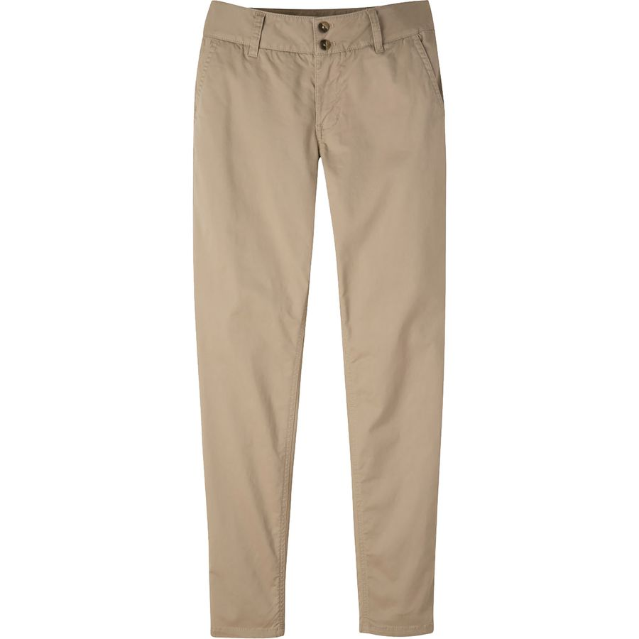 Mountain Khakis Sadie Skinny Chino Pant - Womens