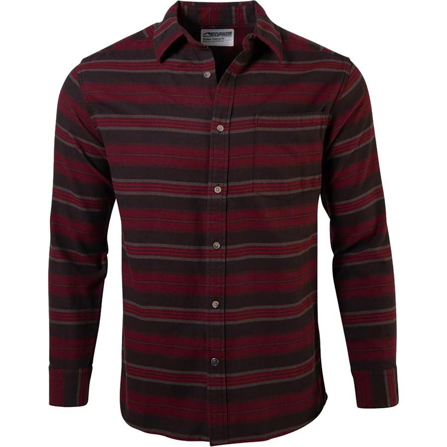 Mountain Khakis - Peden Plaid Flannel Shirt - Men's - Coffee