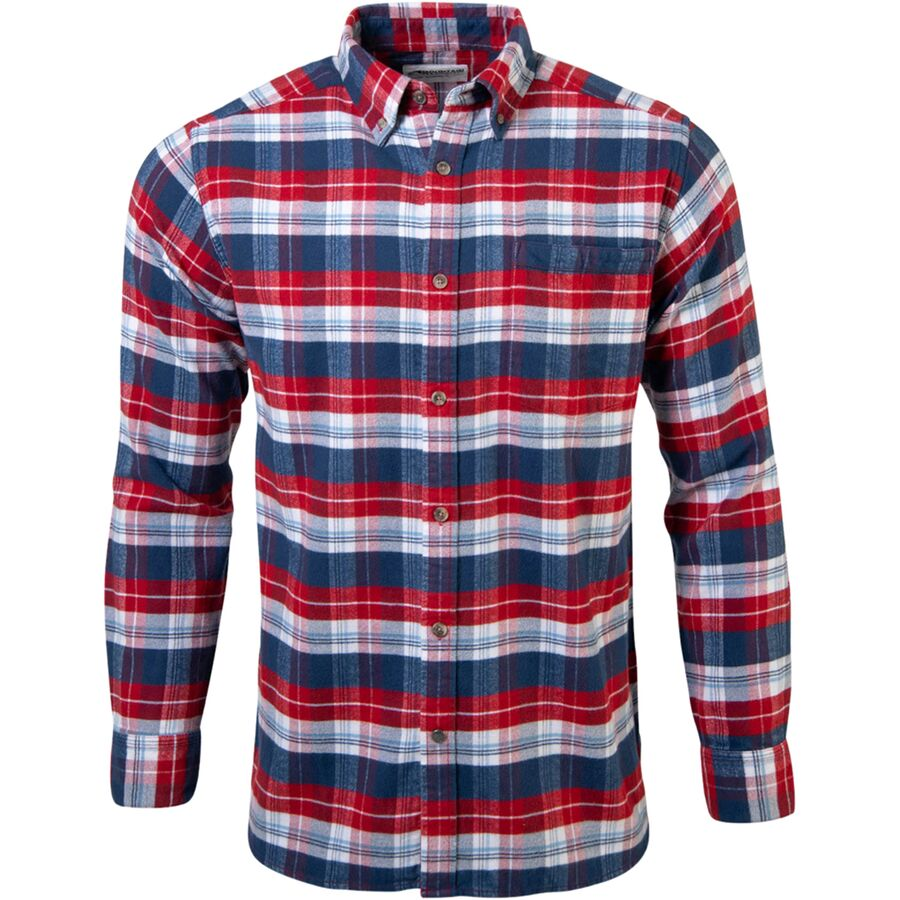 Mountain Khakis Downtown Flannel Shirt - Mens