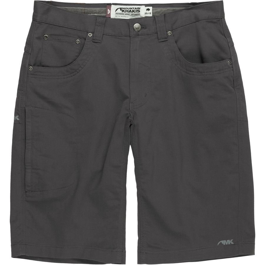 Mountain Khakis Commuter Slim Fit Short - Mens