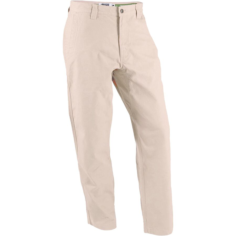 Mountain Khakis Mens Standard Flannel Original Mountain Pant Relaxed Fit