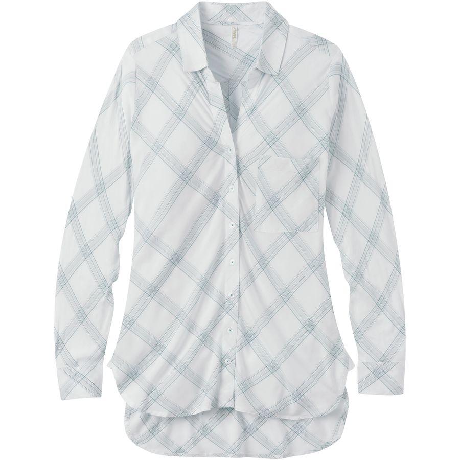Mountain Khakis Jenny Tunic Shirt - Womens