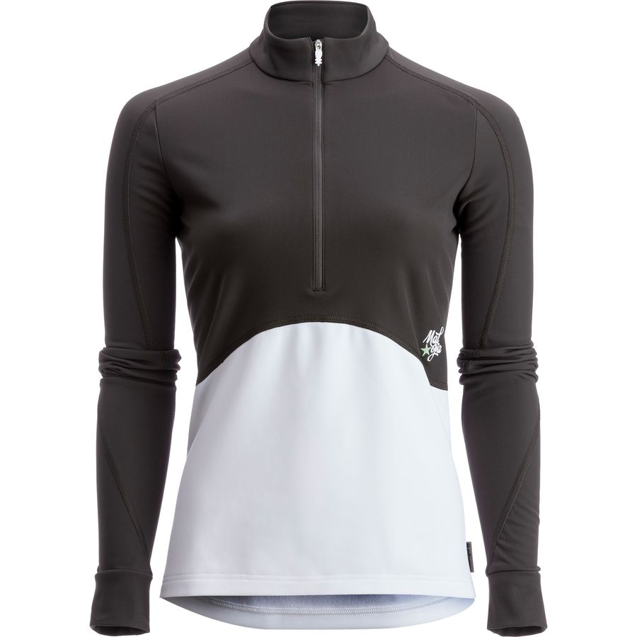 Maloja ApplegateM Zip-Neck Top - Womens