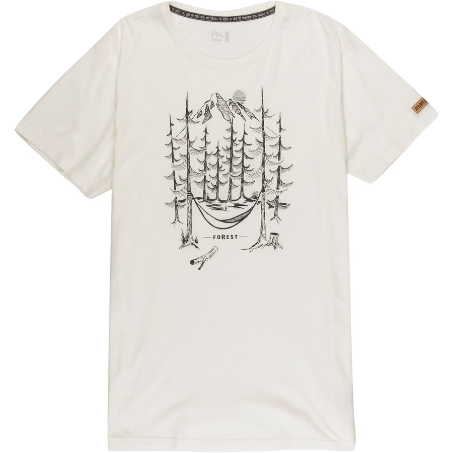 Maloja ForestM. T-Shirt - Mens