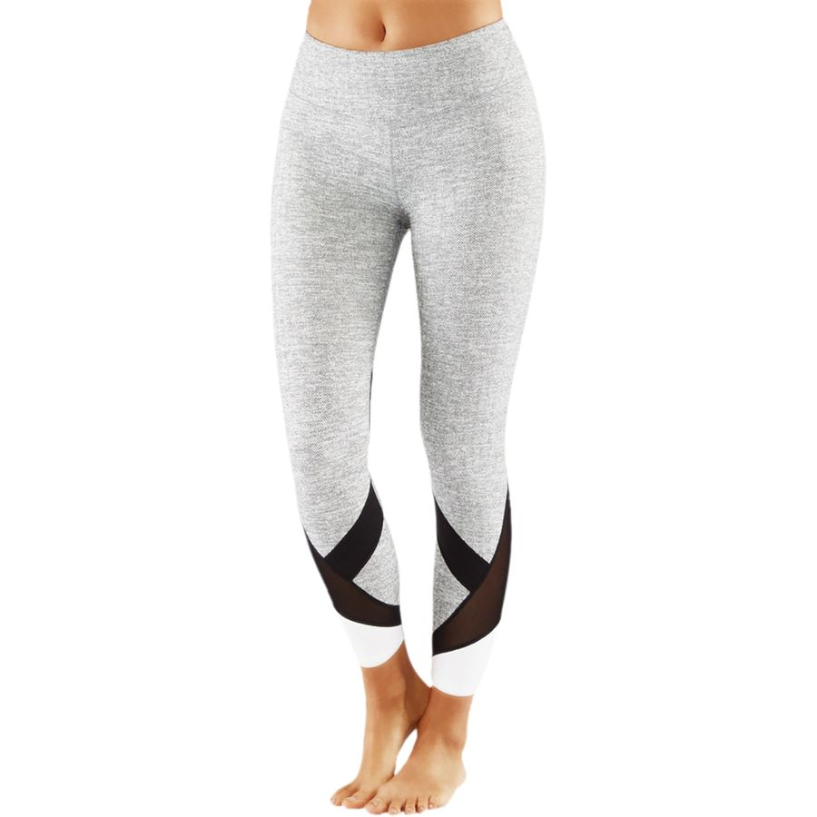 Manduka Linea Crop Legging - Womens