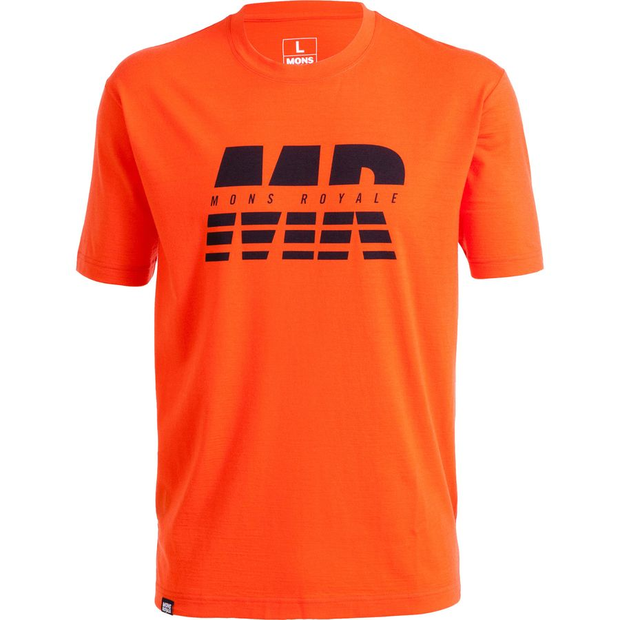 Mons Royale Icon T-Shirt - Mens