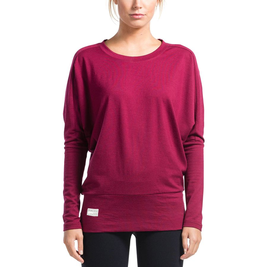 Mons Royale Harlow Jersey - Womens