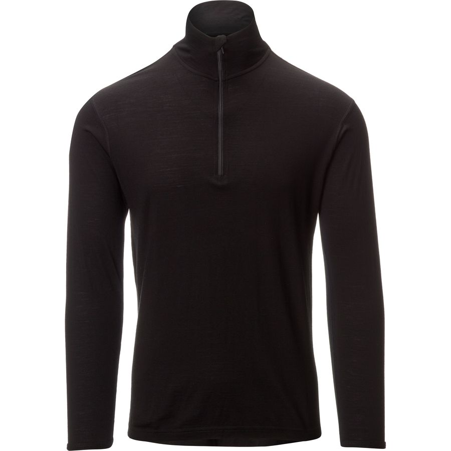 Minus 33 Allagash Lightweight Zip-Neck Top - Mens