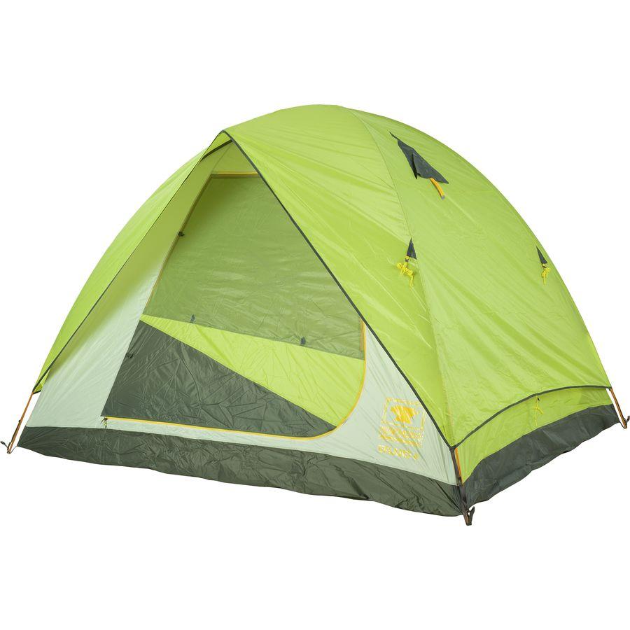 Mountainsmith - Upland Tent 6-Person 3-Season - Citron Green  sc 1 st  Backcountry.com & Mountainsmith Upland Tent: 6-Person 3-Season | Backcountry.com