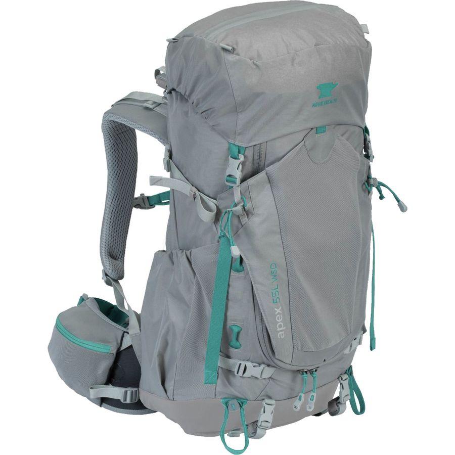32368b1fa9 Mountainsmith - Apex 55L WSD Backpack - Women s - Moonstone