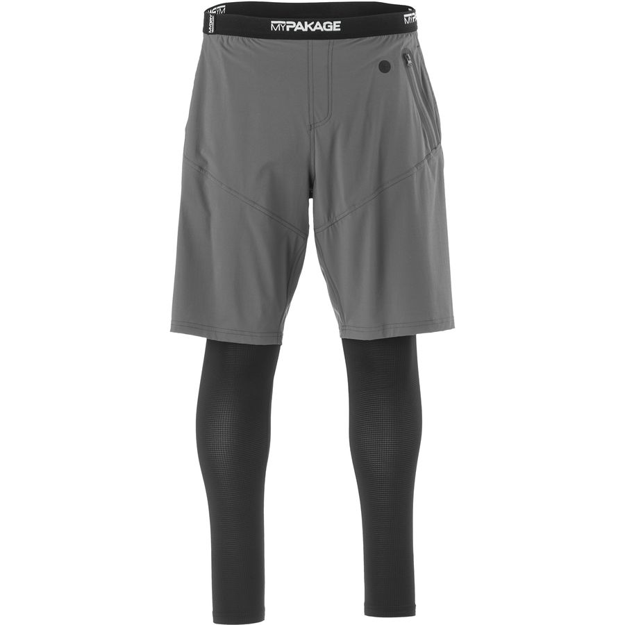 MyPakage Pro-X 2-In-1 Tights - Mens