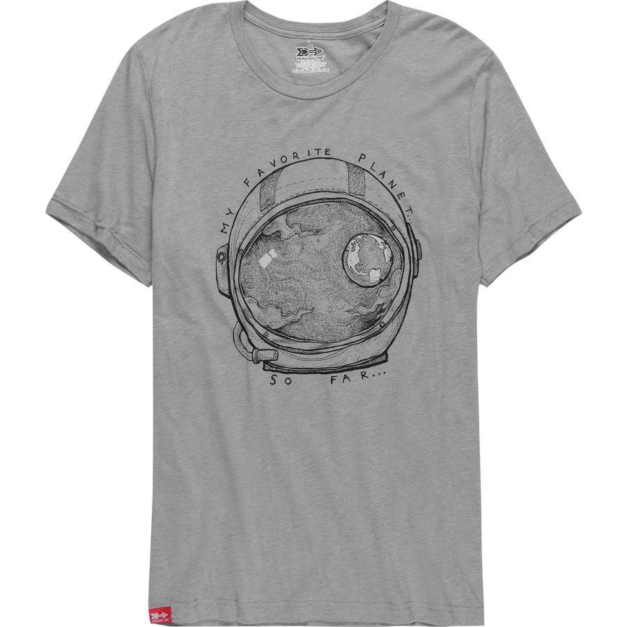 Meridian Line Favorite Planet T-Shirt - Mens