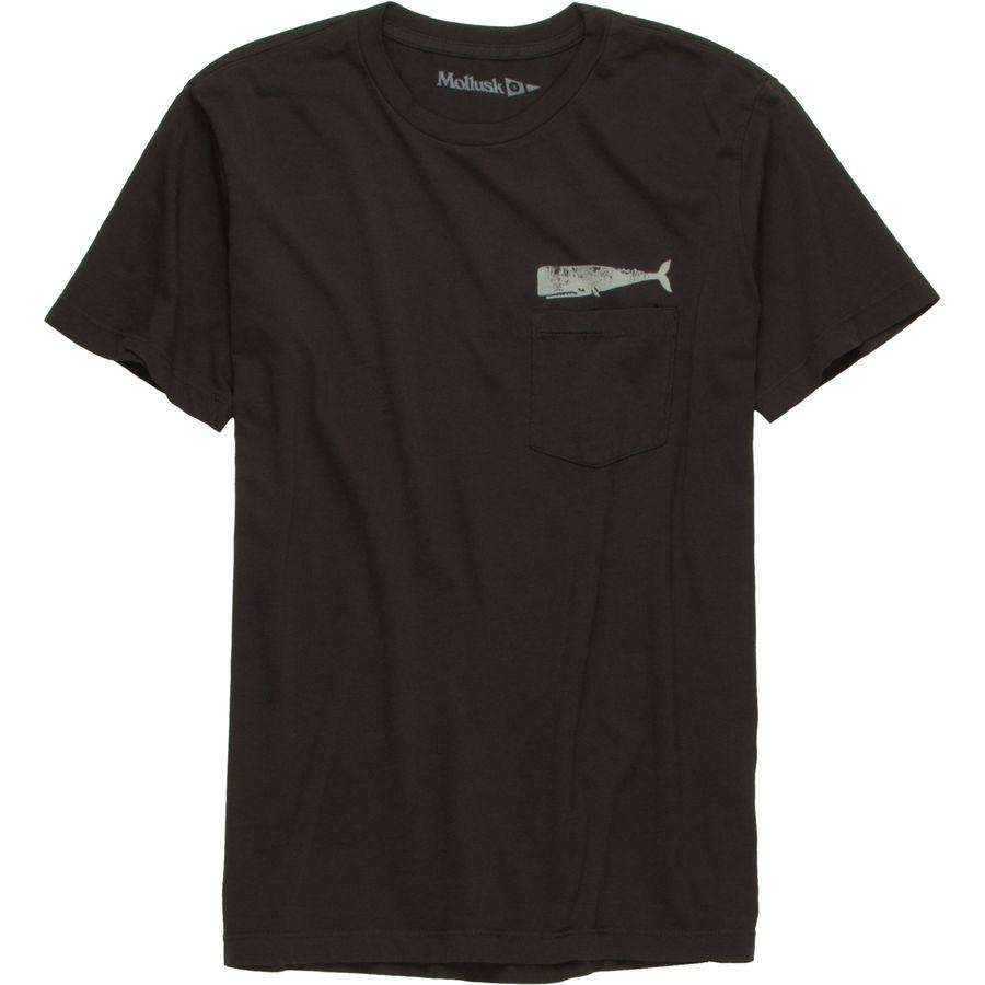 Mollusk Olde Whale T Shirt Men s