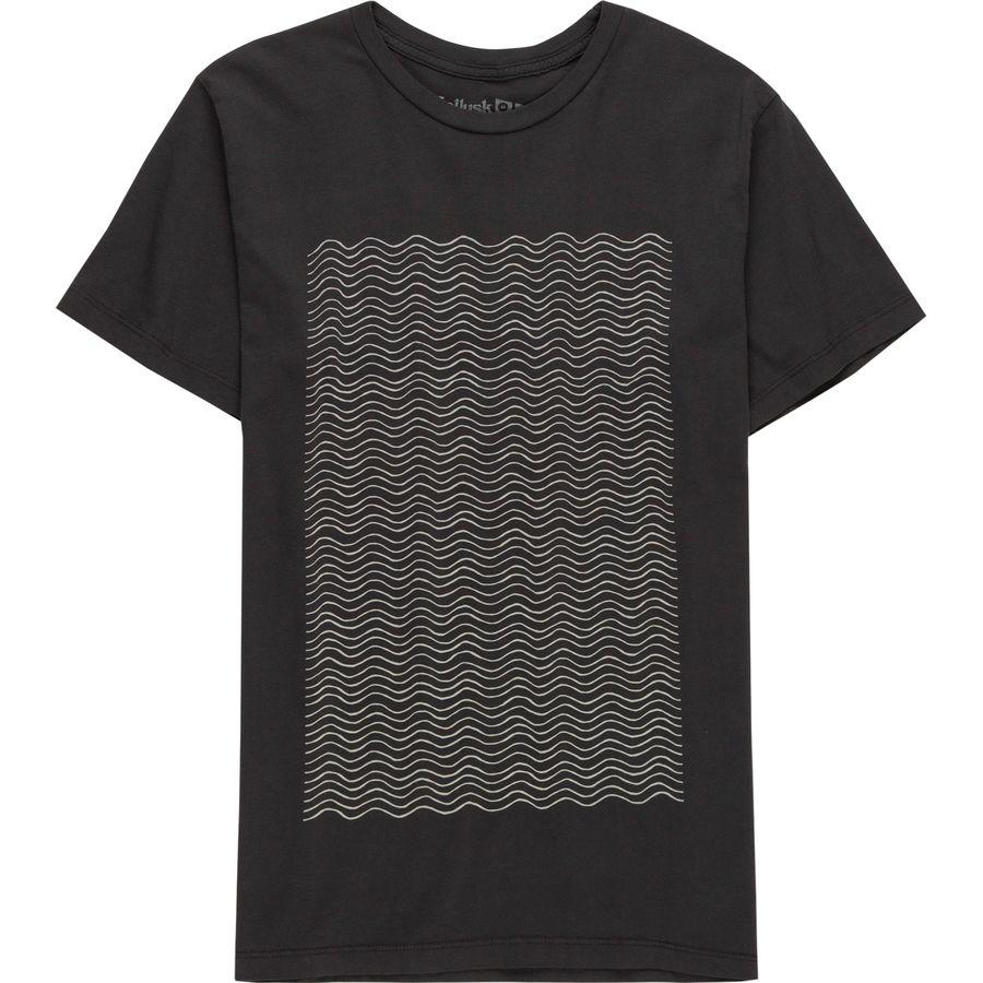 Mollusk Wavy T-Shirt - Mens