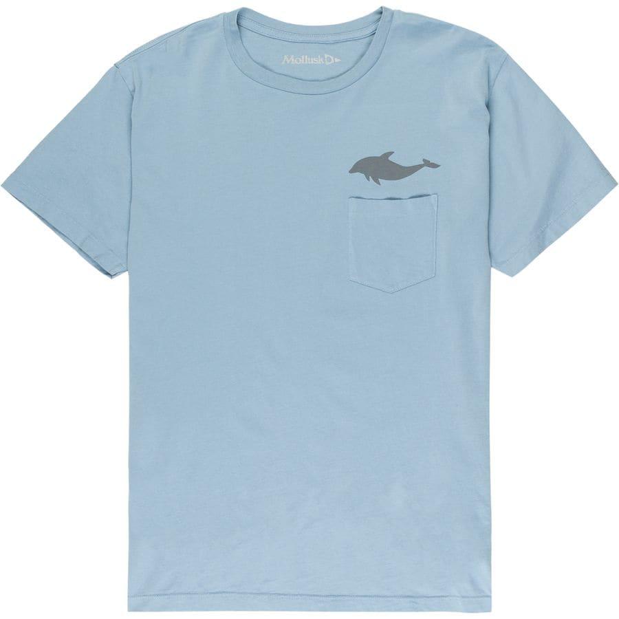 Mollusk Dolphin T-Shirt - Mens