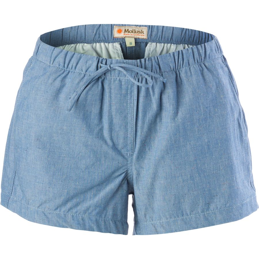 Mollusk Baja Short - Womens