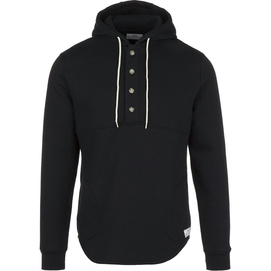 Muttonhead Camping Hooded Fleece Pullover - Mens