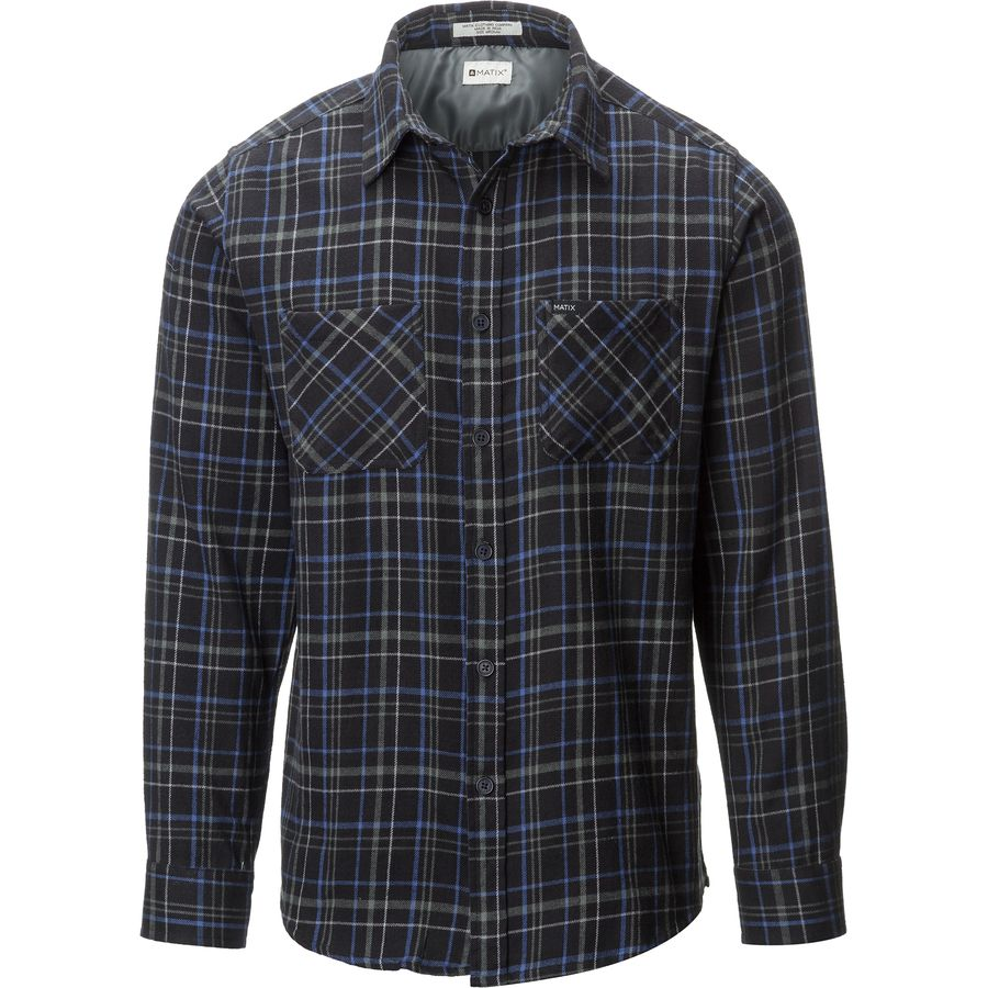 Matix Portland Flannel Shirt - Mens