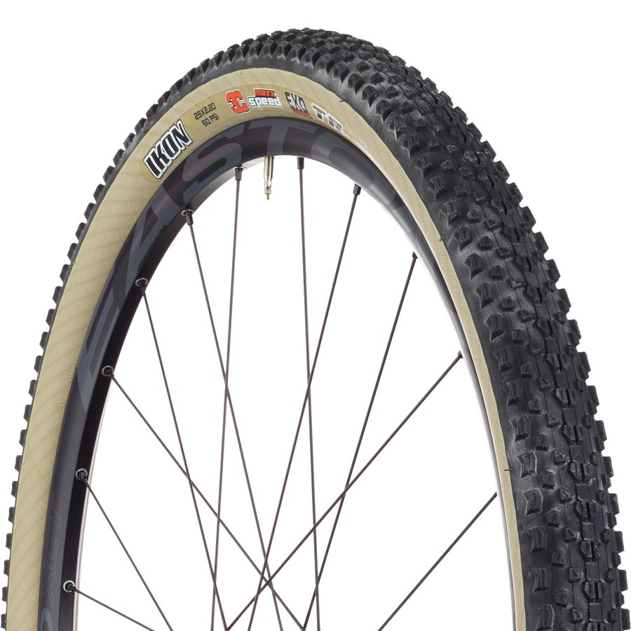 All about Mountain Bike Tires