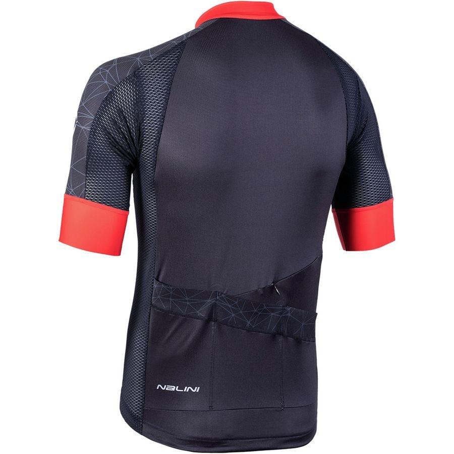 Nalini AIS Velocita 2.0 Short-Sleeve Jersey - Men s  00306b6d4