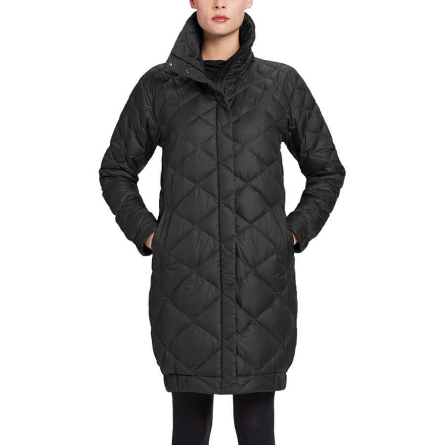 NAU Cocoon Down Trench Jacket - Womens