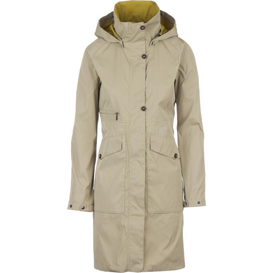 NAU Reverb Trench Jacket - Womens