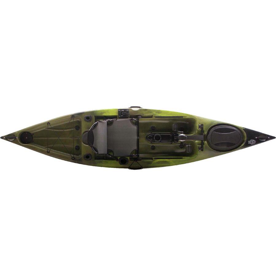 Native watercraft manta ray propel 12 kayak for Native fishing kayak