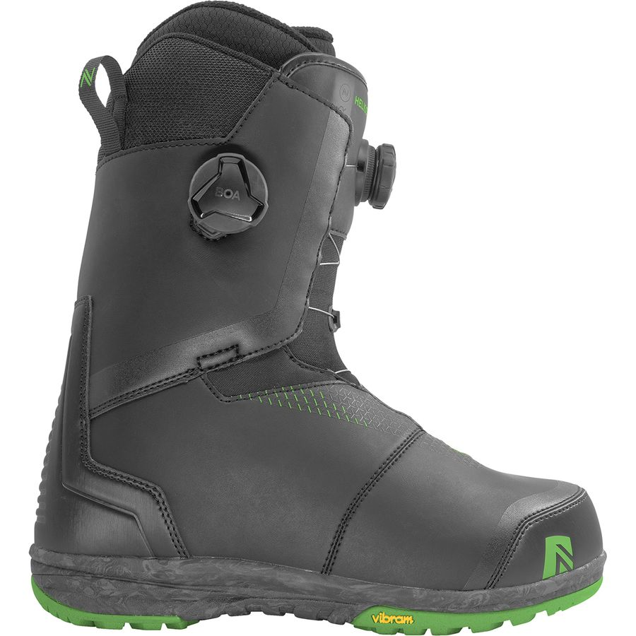 Nidecker Helios Boa Focus Snowboard Boot Men's