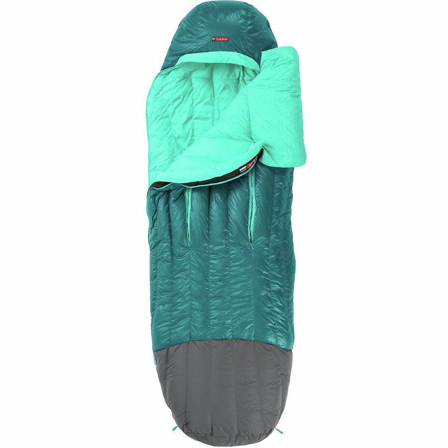 finest selection b2773 e007a NEMO Equipment Inc. Rave 15 Sleeping Bag: 15 Degree Down - Women's