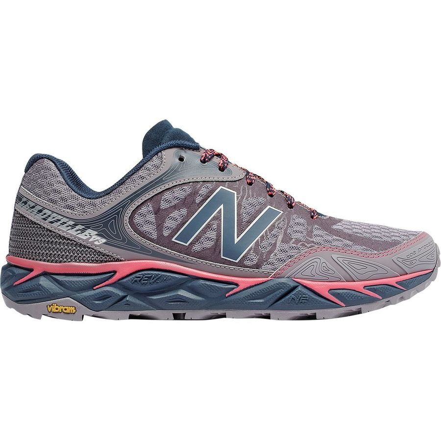 New Balance - Leadville v3 Trail Running Shoe - Women's - Grey/Pink