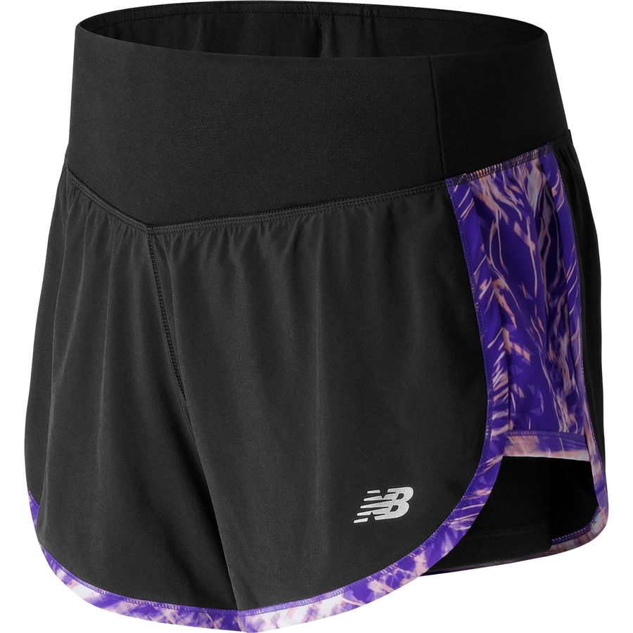 New Balance Impact 4in 2-in-1 Short - Womens