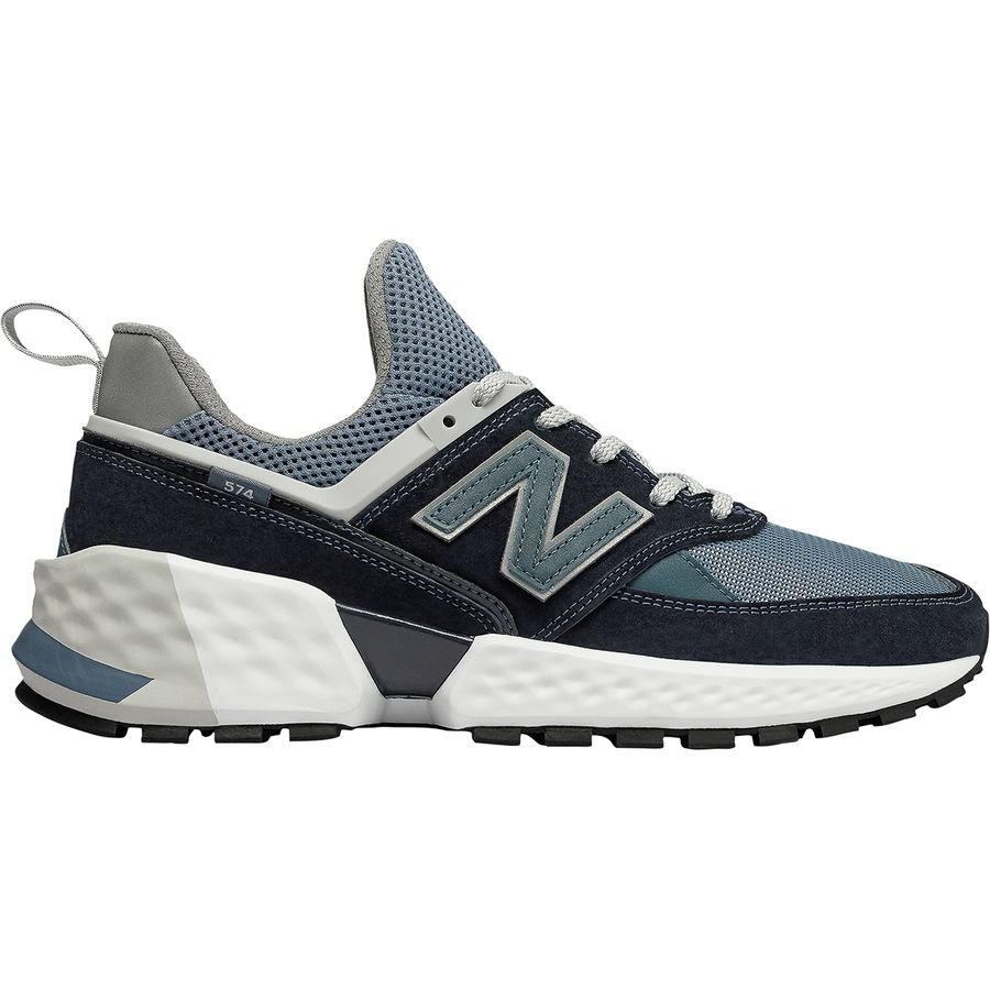 New Balance - 574 Sport Shoe - Men's - Dark Navy