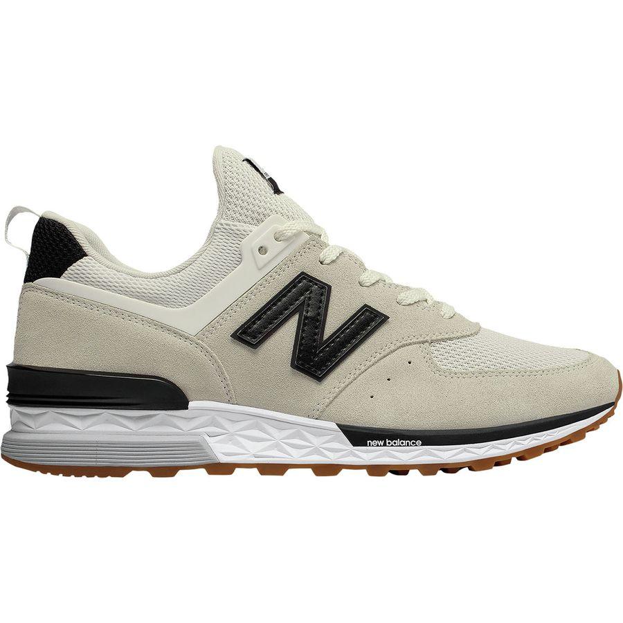 new balance 574 sport noir
