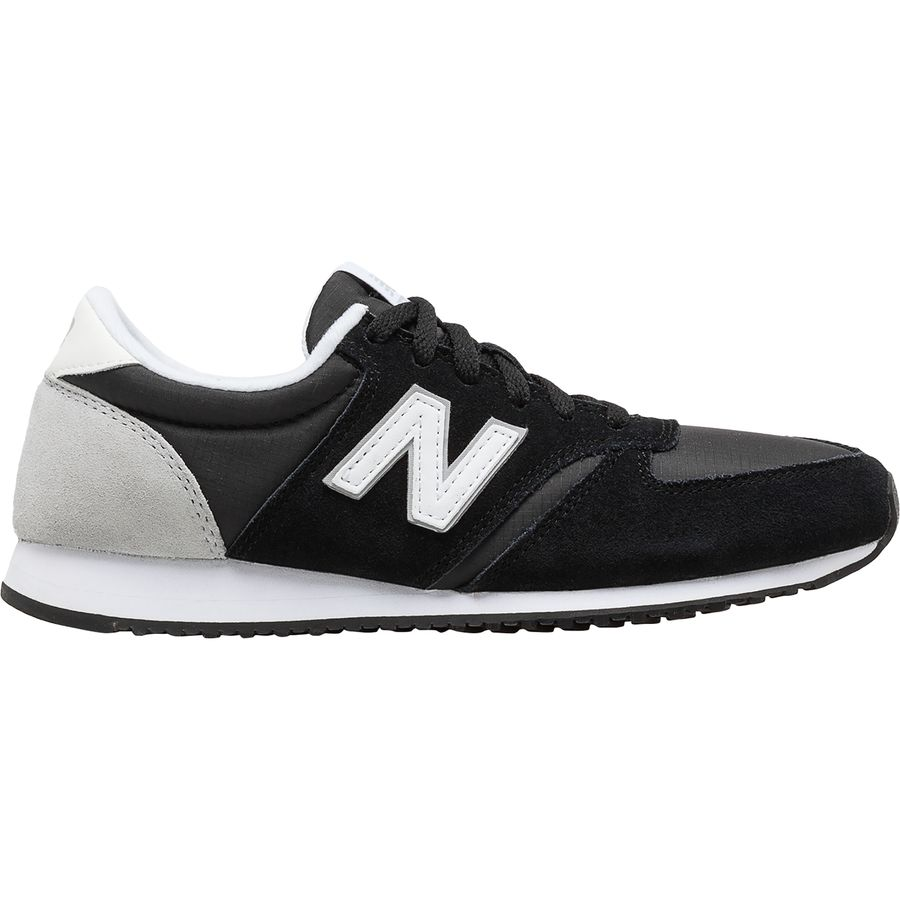 Fast Delivery Womens New Balance Women 420 Black / White