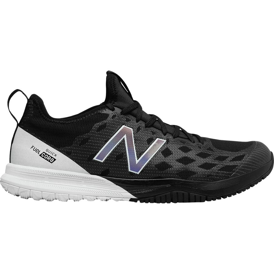 New Balance - QIKv3 Cross-Training Shoe - Men's - Black/White