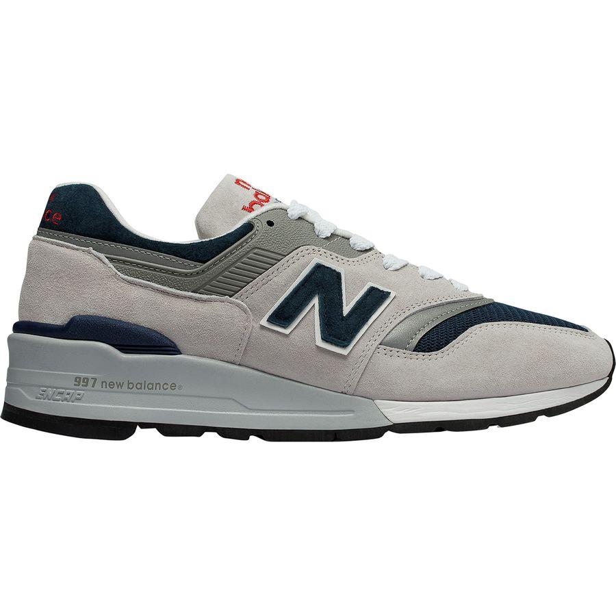 New Balance 997 Made in USA Shoe - Men s  ffadf07da6bd