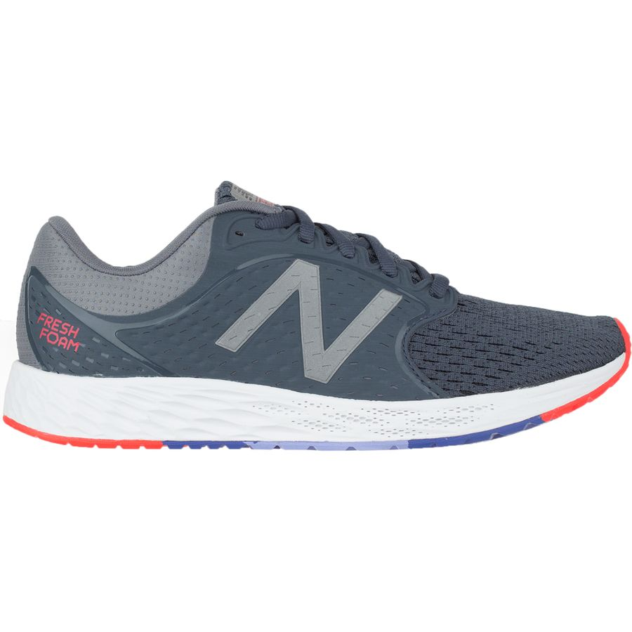 designer fashion a12e5 f50cf New Balance - Fresh Foam Zante v4 Running Shoe - Women s - Gunmetal Arctic  Fox